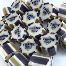 1kg Thankyou Rock Candy Wedding Favours Bomboniere Bulk Vegan Lollies