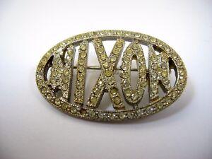 Vintage Sammlerstück Pin: Nixon Klare Juwelen (A Few Fehlende)