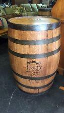150 Anniversary JACK DANIELS  JD White Oak Barrel Numbered