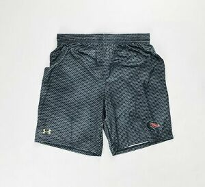 Under Armour UAB Alabama Blazers Sublimated Lacrosse Short Men's L Green Gray