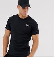 The North Face Men Short Sleeved T-Shirt TNF Black GENUINE Size M S L XL XXL