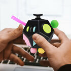 12 Sided Fidget Cube Desk Stress Adults Kids Relief Focus Puzzle Toy Gift Fun