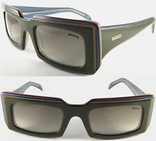 VINTAGE & RARE MISSONI UNISEX SUNGLASSES, WITH MULTI COLOR COMBINATION ACETAT.
