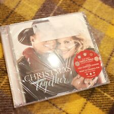 Garth Brooks Trisha Yearwood Christmas Together CD Christmas Music Santa Baby
