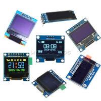 0.66/0.91/0.95/0.96/1.3 inch I2C IIC SPI 4/7Pin OLED LCD Blue Yellow/White RGB