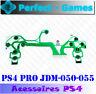 nappe film conducteur bouton conductive manette dualshock PS4 Pro JDM-050 055