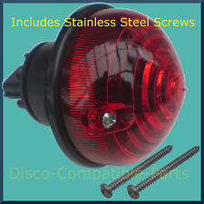 Land Rover Defender Rear Stop Tail Light Unit + Stainless Steel Screws From 1994