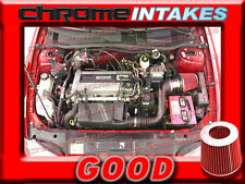 RED 02 03 04 05 CHEVY CAVALIER/PONTIAC SUNFIRE 2.2 2.2L ECOTEC AIR INTAKE S