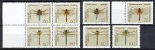 Bundespost 1545-1552 postfris motief dieren/libelles