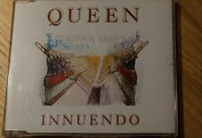 Rare Queen Innuendo Single 3 Track Nr MINT Cd Collectors Edition Parlophone