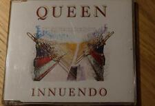 Rare Queen Innuendo Single 3 Track Nr MINT Cd Collectors Edition Parlophone