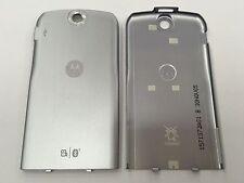 Original Motorola L6 Akkufachdeckel Akkudeckel Battery Cover Deckel Silber