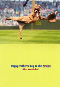 Avanti greeting card dad father's day funny humor