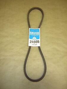 Dayco 24505 Belt  Chrysler,GMC HD, Graham,Packard,Stearns Knight,Studabaker