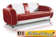 G63 Bel Air Fifties Style Designer Sofa Wohnzimmer Sessel Retro USA 50er Jahre