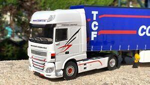 Eligor Camion Daf Transports Colombet 1/43