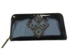 Liu Jo Damengeldbörse Kunstleder schwarzgrün N65044E0085-50953