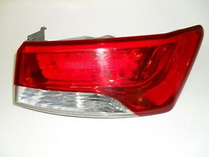 2010 - 2012 Kia Forte Koup Passenger RH Right LED OEM Tail Light M1926