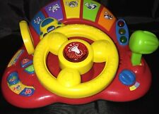 VTECH LEARN & DISCOVERY DRIVER Steering Toy