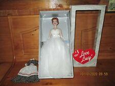 "Franklin Mint Vinyl Portrait 17"" Doll I Love Lucy."