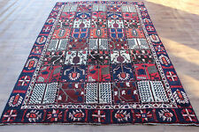 Traditional Vintage Wool Handmade Classic Oriental Area Rug Carpet 290 X 200 cm