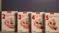 Santillana Yabisi Espanol Guia Docente Teacher's Guide 2 3 4 5 *Sold Separately