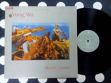 "Yung Wu ""Shore Leave"" LP ROUGH 118 UK 1987"