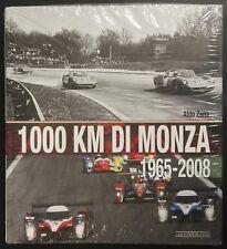 1000 KM DI MONZA 1965/2008 - ALDO ZANA - NADA EDITORE - 2014 [N]