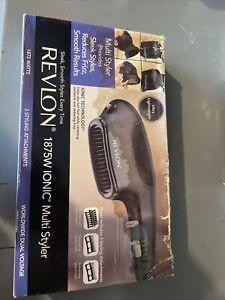 Revlon 1875W Fast Dry Multi-Styler