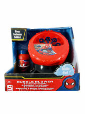 Sambro Marvel Spider-Man Bubble Blower 3+