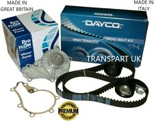 FOR FORD FOCUS II FIESTA V VI 1.6 DIESEL TDCI TIMING BELT KIT WATER PUMP KIT