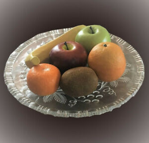 1 x Deko Obst (Set Banane, Mandarine, Apfel, Kiwi, Orange)