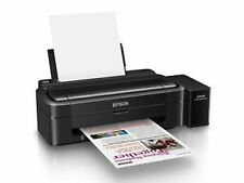 Epson L-130 A4 Size Colour Printer With 4 Colour CISS Tank