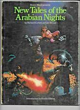 New Tales Of The Arabian Nights Corben 1979 Heavy Metal VG Low Grade 930368444