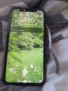 Apple iPhone 11 - 256GB - Black (Unlocked) A2111 (CDMA + GSM)