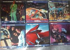Time Warner Rock and Roll Era Box sets collection 16 Boxed sets 1950s  thru 60's