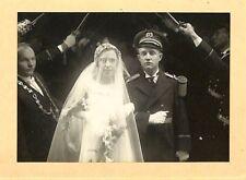 PHOTO MARIAGE OFFICIER DE MARINE