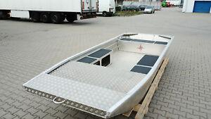 Aluminiumboot Angelboot Aluboot Motorboot Boot Neuware 4,00 m bis 6,00 m Länge