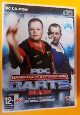 Jeu PC PDC WORLD CHAMPIONSHIP DARTS 2008