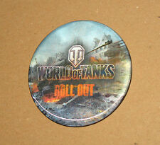"World of Tanks  promo Magnet  Gamescom 2014 ""Roll Out"""