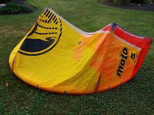 2019 Cabrinha Moto 5m kite kiteboarding kitesurfing kitesurf kiteboard kite
