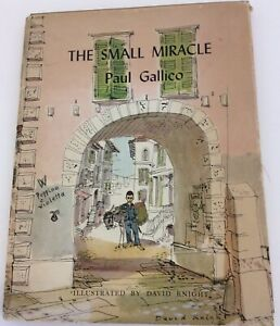 The Small Miracle Paul Gallico Vintage Used