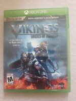 Vikings: Wolves of Midgard Special Edition (Microsoft Xbox One, 2017)