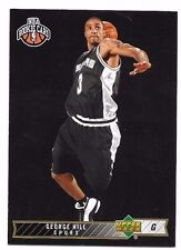 2008-09 Upper Deck Lineage George Hill