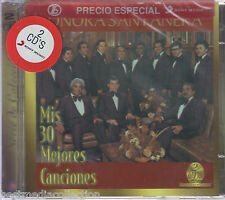 SEALED - Sonora Santanera CD NEW Mis 30 Mejores Canciones 2 CD's BRAND NEW