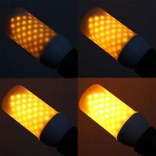 5W E27 LED Burning Light Flicker Flame Light Bulb Fire Effect Bulb Decorative