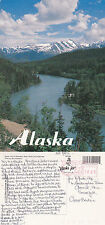 1990's PANORAMIC VISTA OF ALASKA UNITED STATES COLOUR POSTCARD