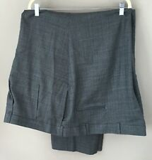 Size 66 R NEW WT HICKEY BY HICKEY FREEMAN DRESS PANTS WORSTED WOOL GRAY