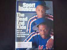 Sports Illustrated Magazine Darryl Strawberry/Doc Gooden New York Mets (1995)