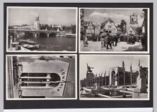Exhibition EXPOSITION INTERNATIONALE PARIS 1937 x12 RP PPCs + 2 duplicate